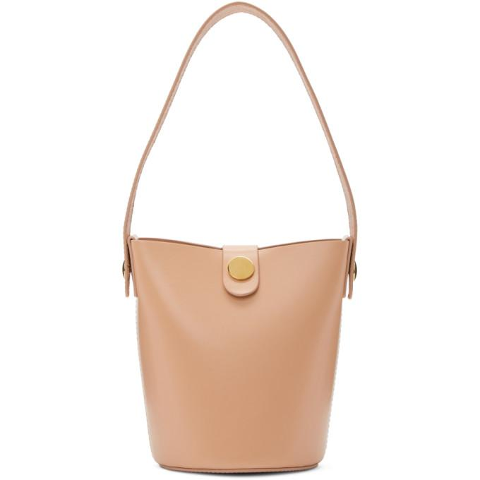 Sophie Hulme Pink Nano The Swing Bag-Bags-BLACKSKINNY.COM
