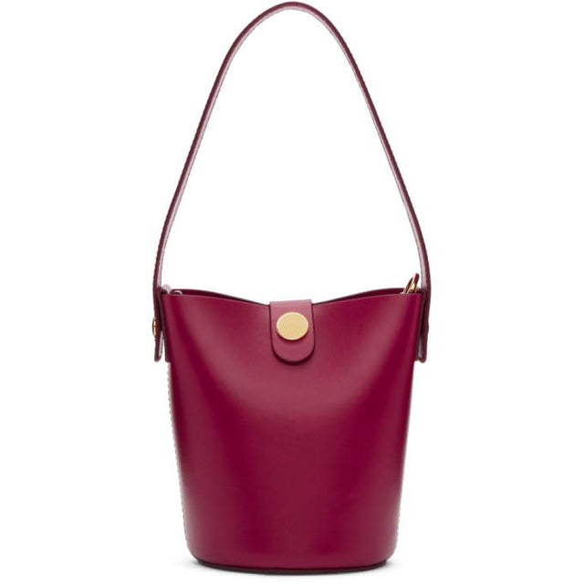 Sophie Hulme Red Nano The Swing Bag-Bags-BLACKSKINNY.COM