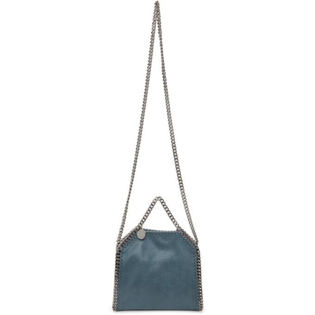 Stella McCartney Blue Tiny Falabella Bag