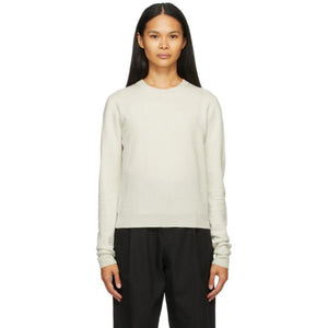 Studio Nicholson Off-White Homes Sweater
