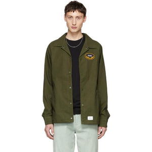 Vans Green WTAPS Edition Torrey Jacket-BlackSkinny