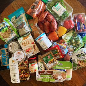 ALDI HAUL x MEAL PLAN
