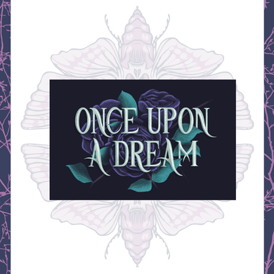 Once Upon A Dream Zippered Pouch