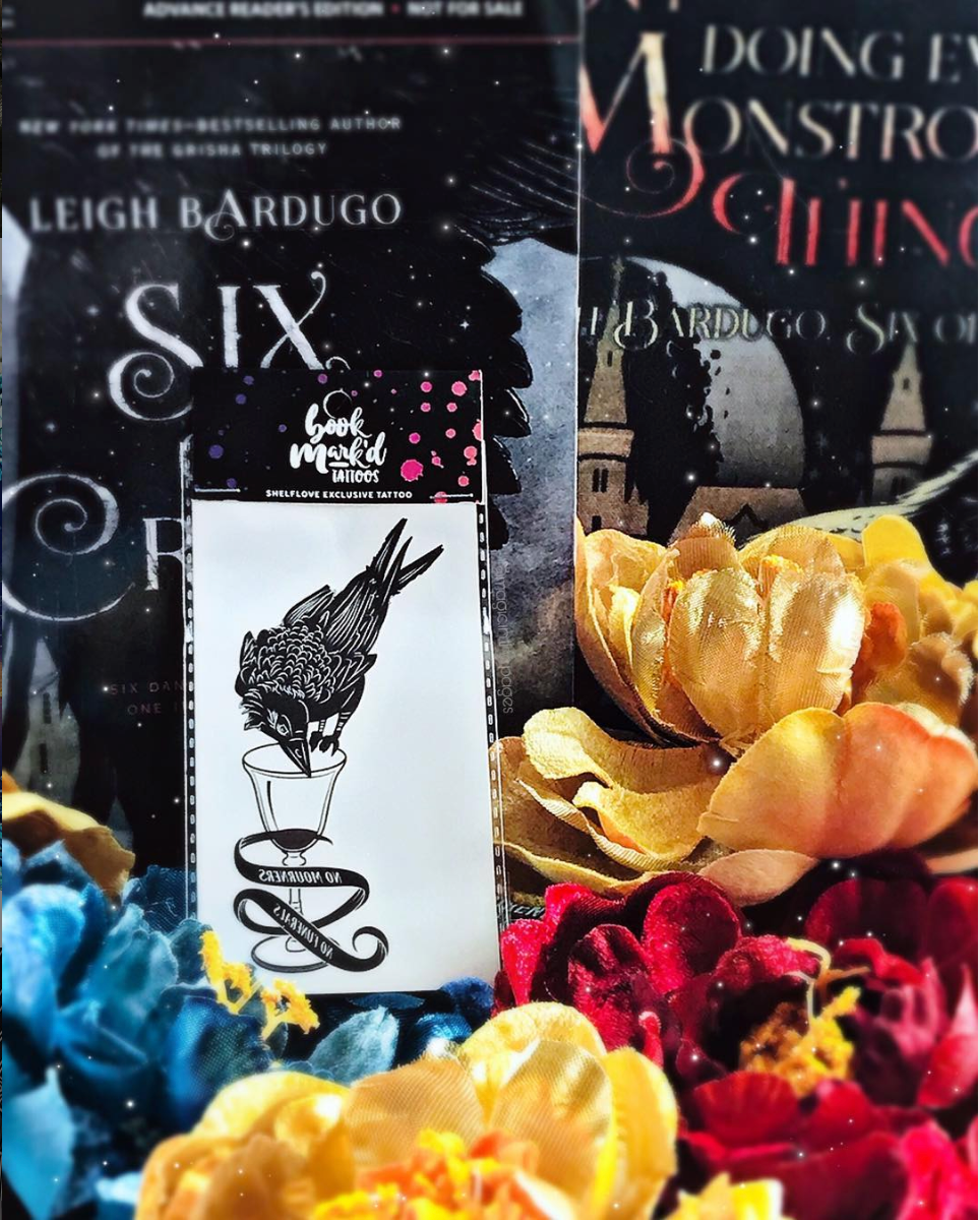 Six of Crows Tattoo