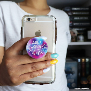 Shatter Me inspired pop socket