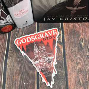 Godsgrave sticker