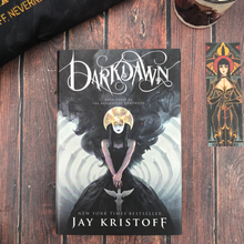 Darkdawn by Jay Kristoff- Signed Shelflove Exclusive Edition with bonus content