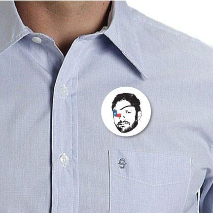 Dan Crenshaw Button