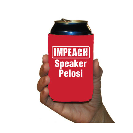 Impeach Nancy Pelosi Can Cooler