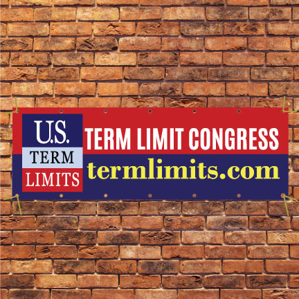Term Limit Congress Banner