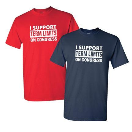 I Support Term Limits on Congress