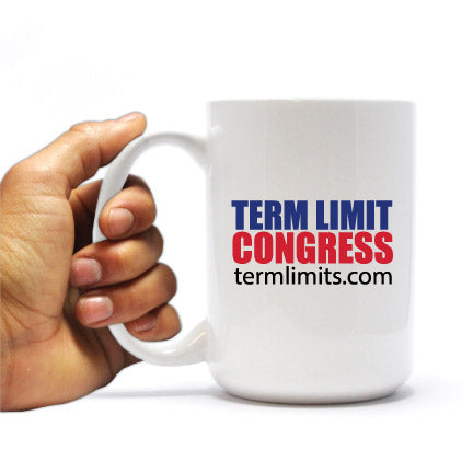 Term Limit Congress Coffee Mug