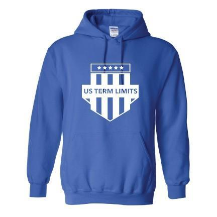 U.S. Term Limits hooded sweatshirt
