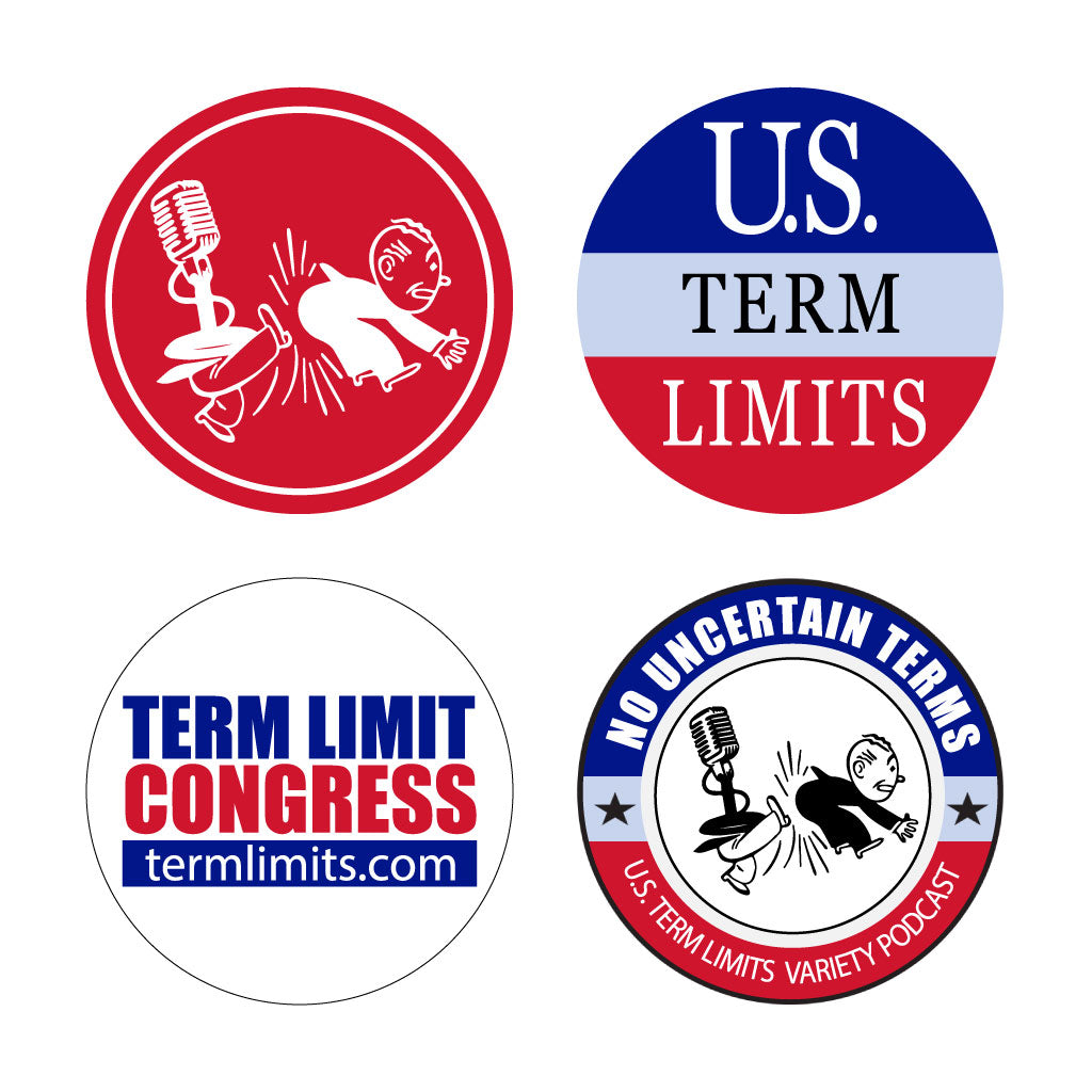Term Limit Congress Coasters