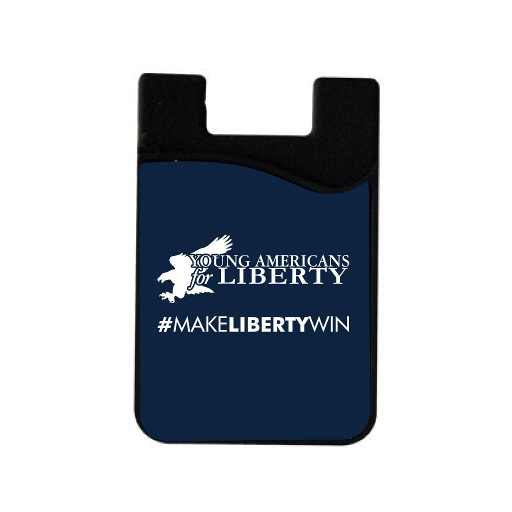 Young Americans for Liberty Sticky Wallet
