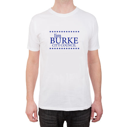 A custom T-Shirt for campaigns