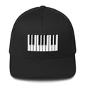 Piano Keys • Structured Twill Hat