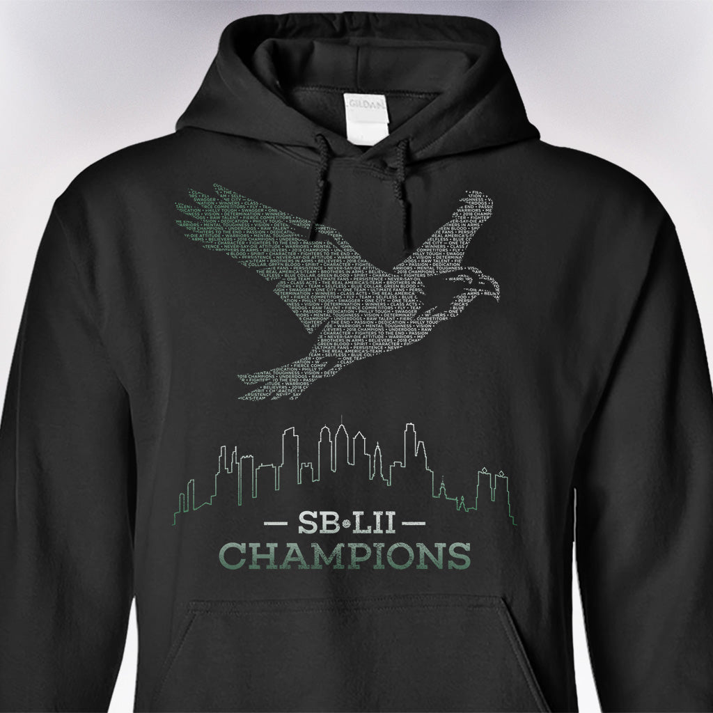 Eagles Super Bowl Hoodie