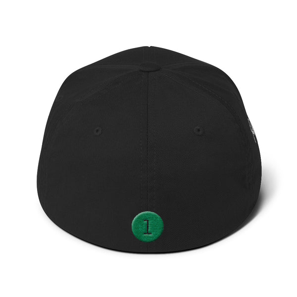 FLY • Structured Twill Stretch Hat