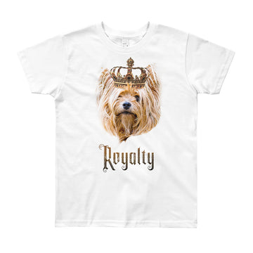 Yorkshire Terrier Royalty • Youth T-Shirt