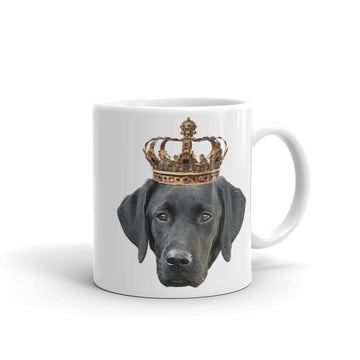 Labrador Retriever Royalty Mug