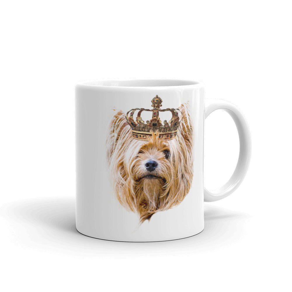 Yorkshire Terrier Royalty Mug