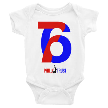 76 Philly Trust • Infant Onesie