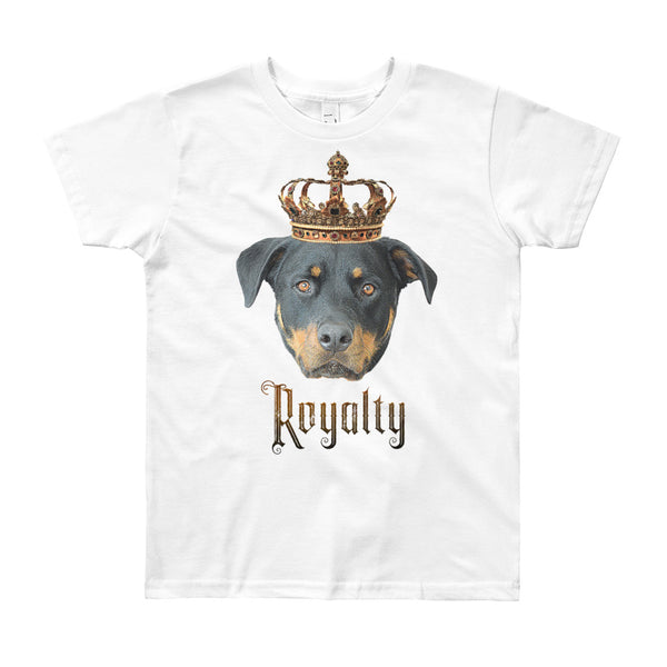 Rottweiler Royalty • Youth T-Shirt