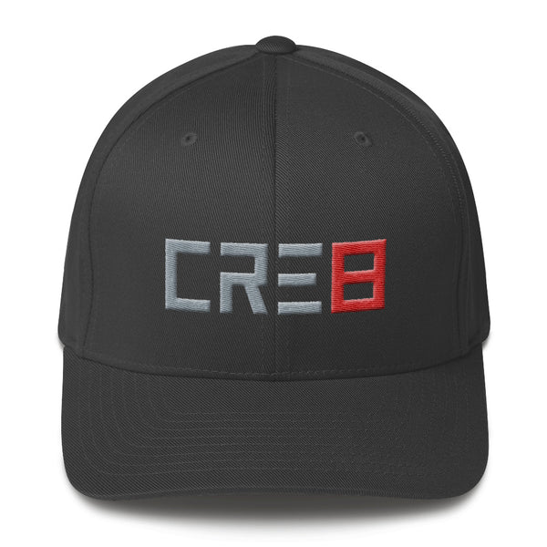 CRE8 (CREATE) • Structured Twill Hat