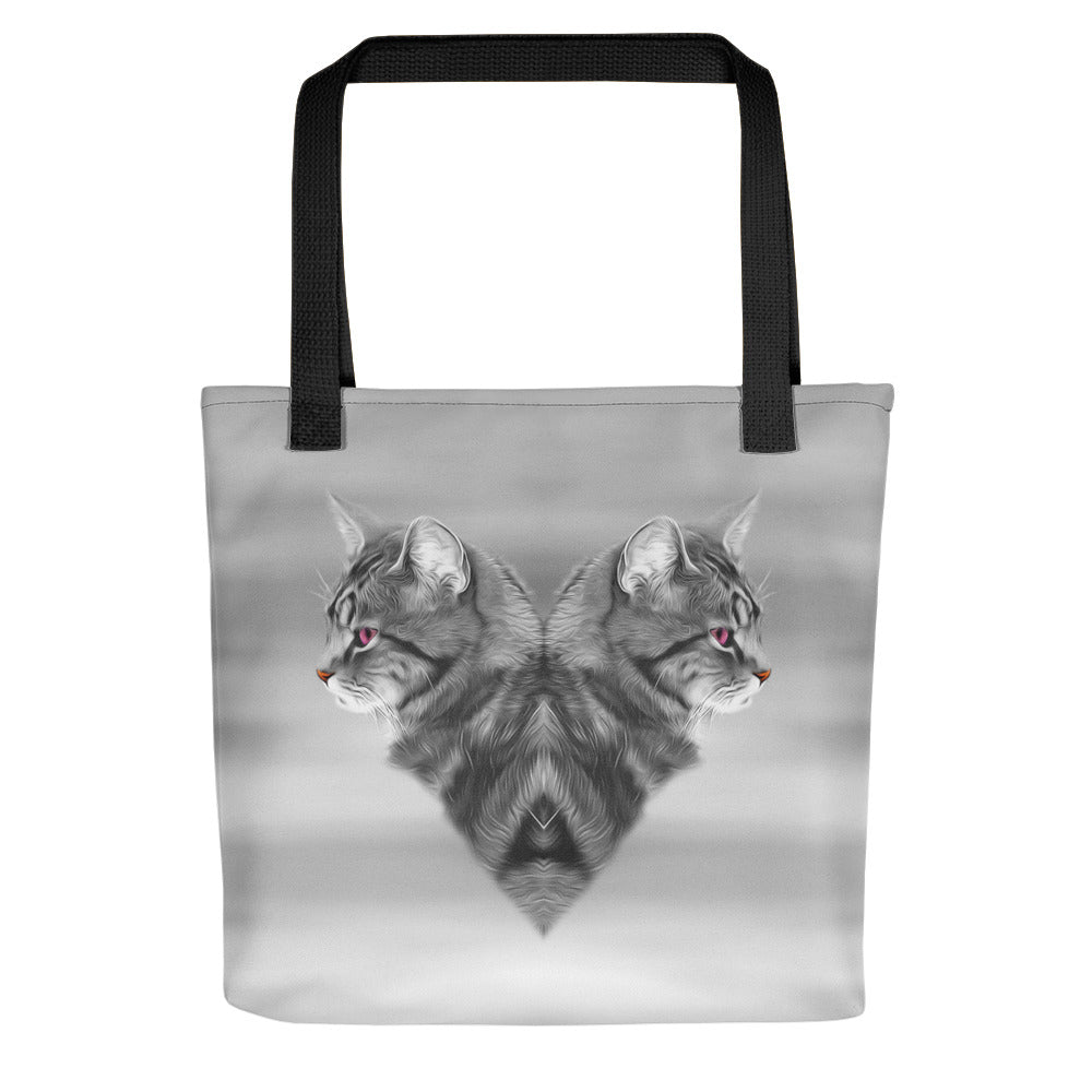 CAT LOVE • Tote Bag