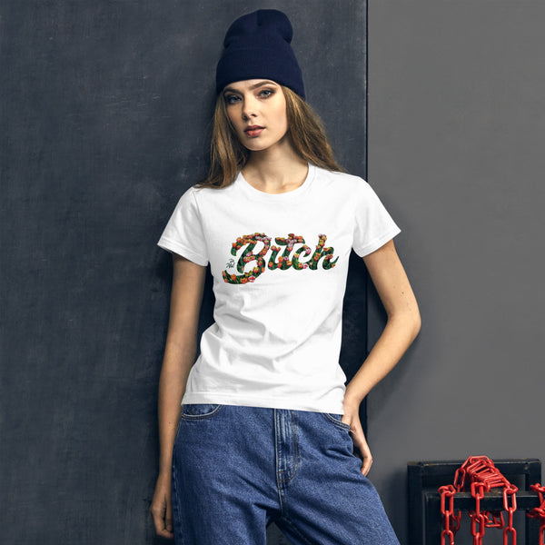 Do Not Bitch • Women's Fashion Fit T-shirt
