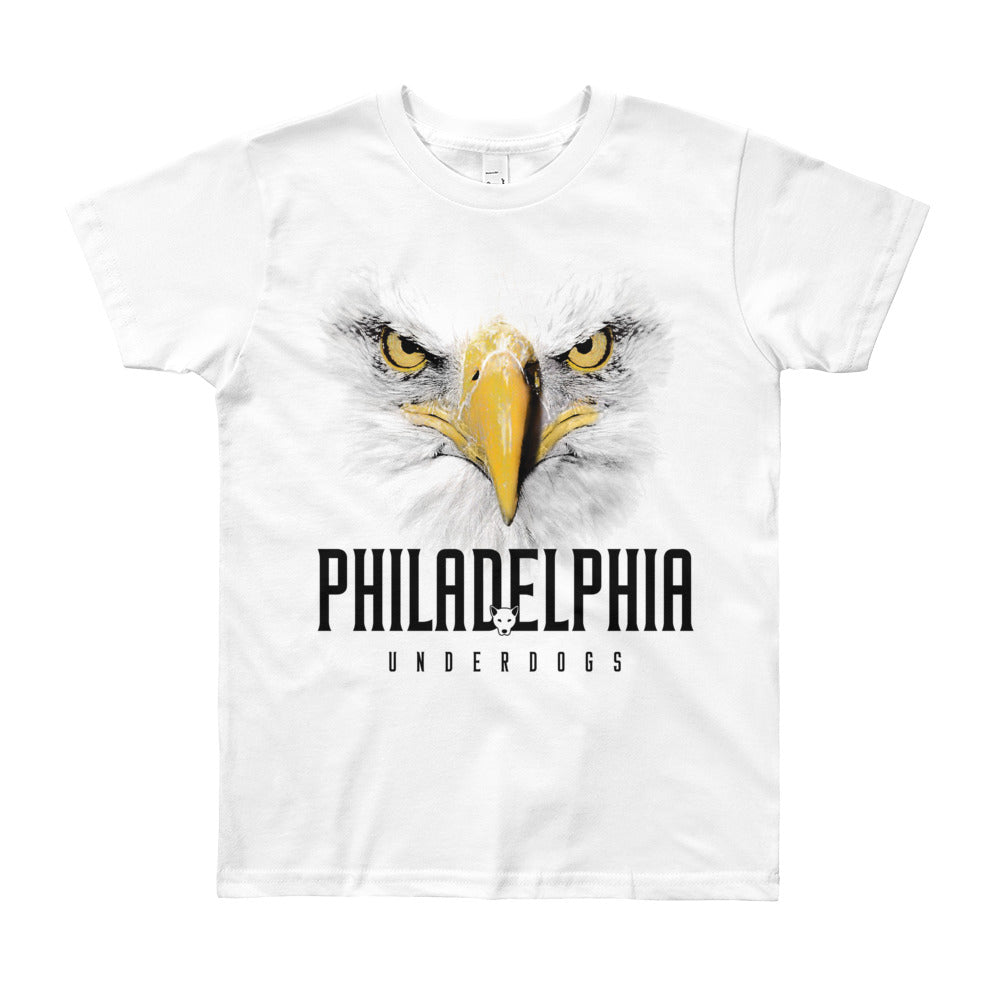 Philadelphia Underdogs • Youth Short Sleeve T-Shirt