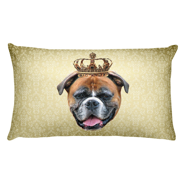 Boxer • Rectangular Pillow