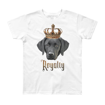 Labrador Retriever Royalty • Youth T-Shirt