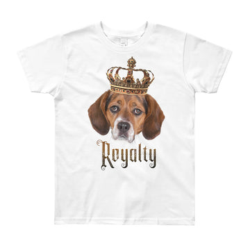 Beagle Royalty • Youth T-Shirt