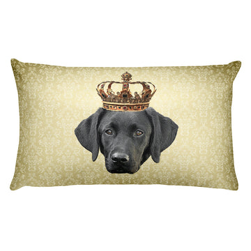 Labrador Retriever • Rectangular Pillow