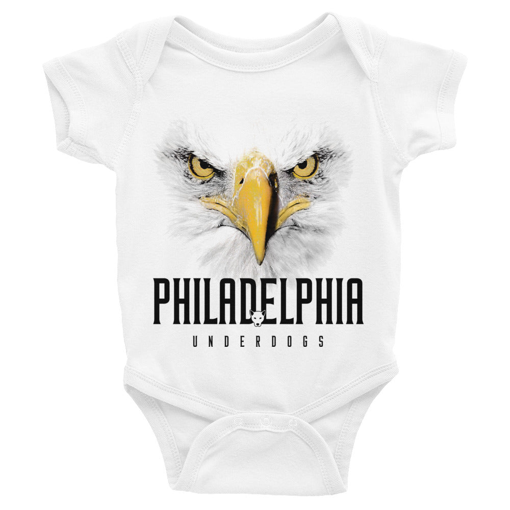 Philadelphia Underdogs • Infant Onesie