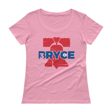 BRYCE • Ladies' Scoopneck T-Shirt