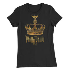 Philly Philly • Women's Short Sleeve, Slim-Fit T-Shirt