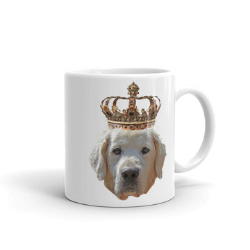 Golden Retriever Royalty Mug