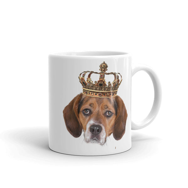 Beagle Royalty Mug