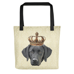 Labrador Retriever Royalty Tote Bag