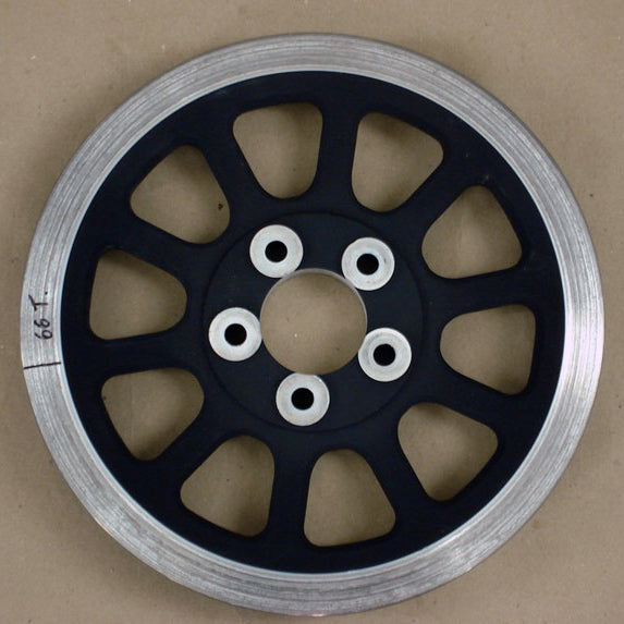Stock Rear Drive Sprocket Pulley 7/8