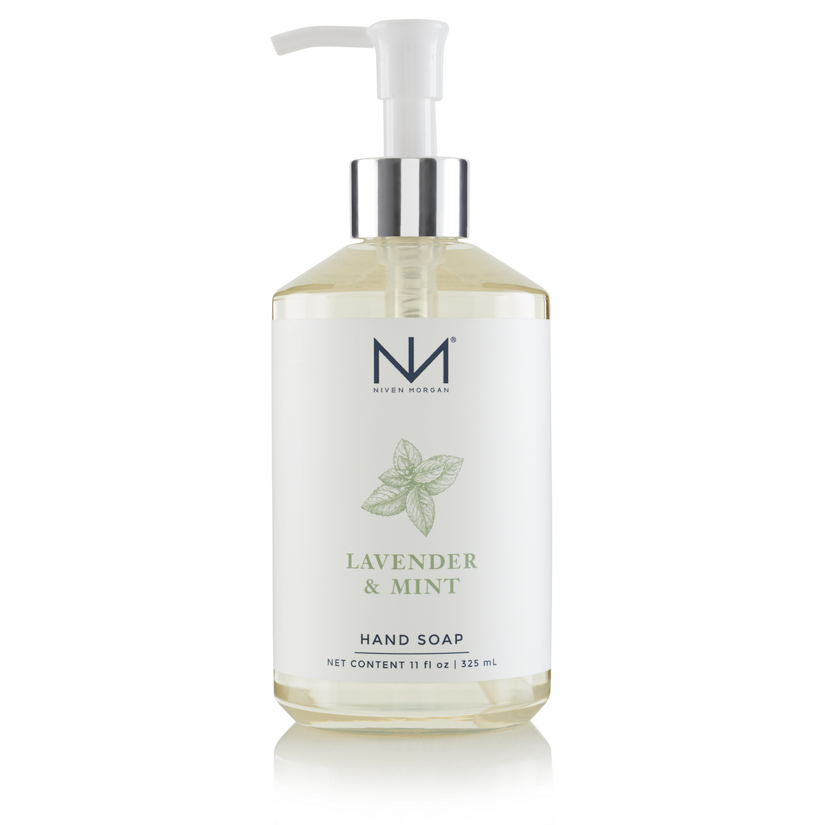Niven Morgan Lavender Mint Hand Soap-Niven Morgan-Oak Manor Fragrances