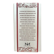 Niven Morgan Jean Baptiste 1717 Candle-Niven Morgan-Oak Manor Fragrances
