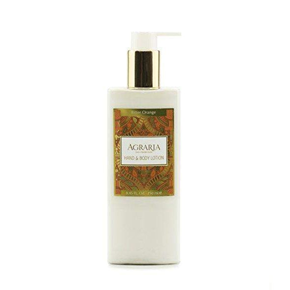 Agraria Home Bitter Orange Hand and Body Lotion 8.45 oz-Agraria San Francisco Home-Oak Manor Fragrances