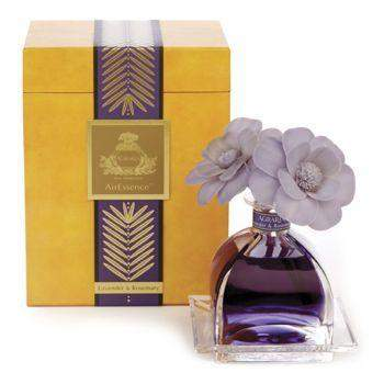 Agraria San Francisco Home Lavender and Rosemary AirEssence Diffuser-Agraria San Francisco Home-Oak Manor Fragrances