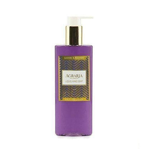 Agraria San Francisco Home Lavender and Rosemary Liquid Hand Soap 8.45 oz-Agraria San Francisco Home-Oak Manor Fragrances