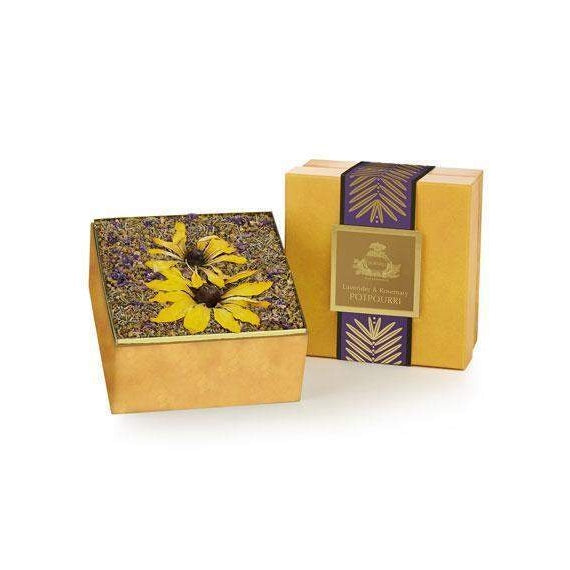 Agraria San Francisco Home Lavender and Rosemary Potpourri-Agraria San Francisco Home-Oak Manor Fragrances