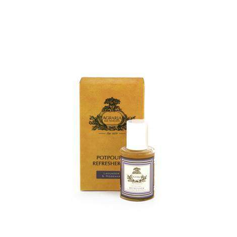 Agraria San Francisco Home Lavender Rosemary Potpourri Refresher Oil-Agraria San Francisco Home-Oak Manor Fragrances